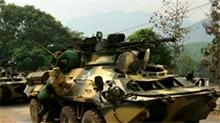 军情急报20150330期:缅甸装甲部队增兵前线