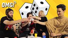 【OMG笑吧】外国人玩中国KTV常见饮酒游戏