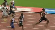 【叽里呱啦体育派】国际田联钻石联赛伦敦站:博尔特200米称王
