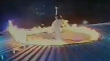 2000年悉尼奥运会点火仪式