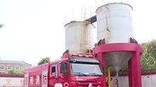 岳阳云溪区:新添一批消防设备