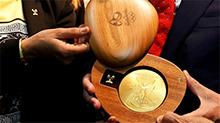 一块金牌到底值多少钱?里约奥运的金牌有一斤重