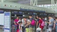 黄花国际机场旅客量创新高 8月突破200万人次 国际旅客吞吐量占6成 同比增长36%