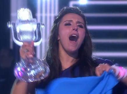 2016欧洲歌唱大赛总决赛:贾斯汀热单压轴 乌克兰夺冠