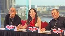 """澳洲""""海星""""刘洋艺惊四座 墨尔本市长竖起大拇指"""