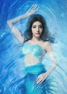 《幻城》<B>麦迪娜</B>变迷妹 凄美人鱼遭遇泡沫爱情
