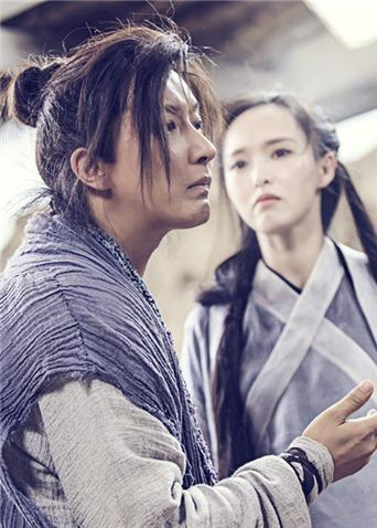 大话西游3:唐嫣韩庚上演浪漫吻戏 甜美合唱《一生所爱》