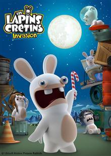 瘋狂的兔子合集