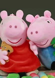 <B>小猪</B><B>佩奇</B>玩具故事