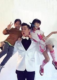 《爸爸去哪儿4》后记:张伦硕力邀<B>汪东城</B>上《爸爸5》