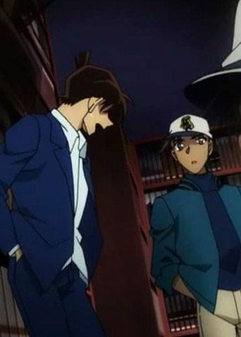 名侦探柯南:不可能犯罪之密室杀人海报剧照