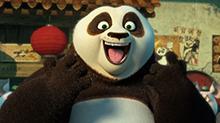 《功夫熊猫3》国际版预告:白百何要带儿子去看阿宝