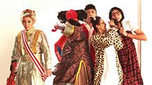 《我们都爱笑》12月20日看点:皇后嬷嬷组队逗笑比拼