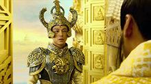 《大话西游3》片段:何老师化身文盲二郎神骚扰玉帝