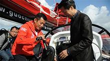 中国帆船选手郭川在夏威夷海域失联:郭川拟单人驾驶帆船穿越太平洋
