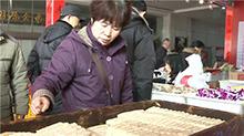 年博会带来老长沙的味道 年糕卖得最好