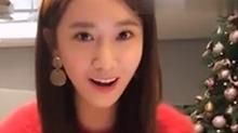 【一直播】<B>林</B><B>允儿</B>直播唱中文歌 一开嗓就甜哭了!