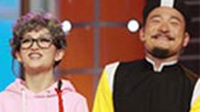 湖南卫视元宵喜乐会20100228期:谢娜喻恩泰《宝宝才艺秀》