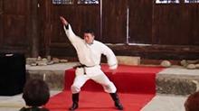 杜淳放大招首秀蒙古舞