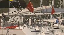岛主冯晖引领帆船运动时尚