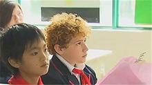 三小孩互换生活挑战连连