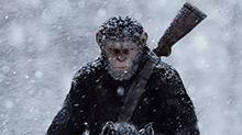《猩球崛起3:终极之战》凯撒版预告 人猿决战就此打响