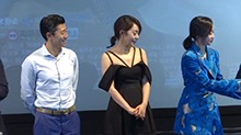 《反转人生》首映礼 闫妮赞宋茜令人欣喜