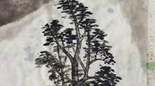 5068网国画课程第22期:树木 渲染细节