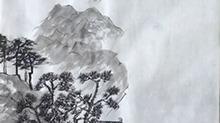 5068网国画课程第40期:小品2 范画点染