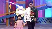 【育儿大作战】小公主搭档李茂T台秀