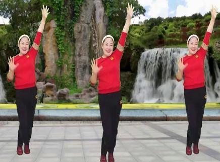 红领巾广场舞