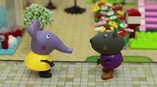 【<B>小猪</B><B>佩奇</B>玩具故事】艾米丽的恶作剧