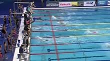 【叽里呱啦体育派】4×100米混合泳接力中国男女队均获第六名