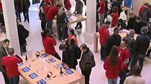维基揭秘曝光第二波中情局文件 美国:中情局侵入苹果手机供应链近十年