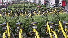 长沙:首批共享单车推荐停放点定了 首批停放点定在万达广场和悦方id广场