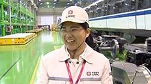 曾艳梅:我的梦想是我设计的轨道交通装备能走出中国走向世界