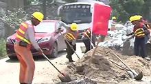 长沙台企、台商捐款捐物支持宁乡重建