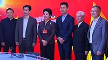 乌兰、蔡振红看望参加全国两会报道的湖南新闻工作者
