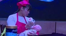 新田:举办育婴师职业技能大赛