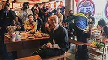 """包贝尔火锅店被曝卫生隐患 空运鸭血""""偷梁换柱"""""""