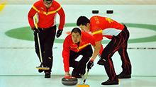 札幌亚冬会中国队再摘金 中国男子冰壶队夺冠创造历史