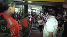 邵阳大祥区:第二轮洪峰过境前 紧急转移群众2000余人