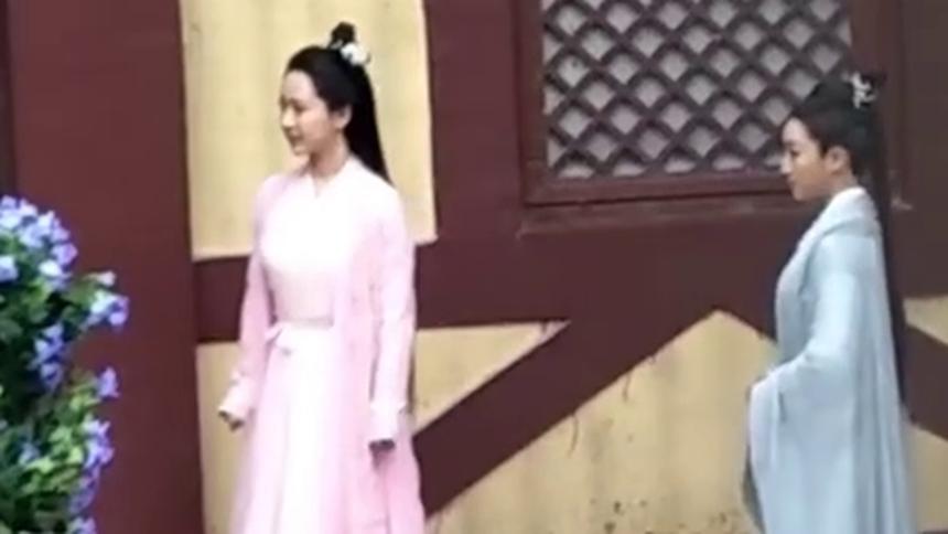 《天乩之白蛇传说》杨紫出演白素贞 有头发的法海帅的图片
