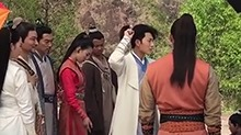 【影视情报员】《寻秦记》陈翔片场路透 翔哥换了四套衣服骑马好帅