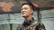 """《真正男子汉第二季》20170113期片段05:李锐化身""""原创歌手""""自行改军歌"""