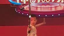 《神奇的孩子》线下招募北京站:超能boy战斗力爆表 一言不和就舞剑