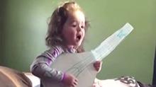 萌娃弹DIY吉他忘我翻唱