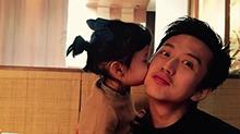 双喜!邓超结婚纪念日全家旅行滑雪 孙俪祝老公生日快乐女儿献吻