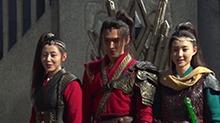 杨洋不遗憾错过张艺谋新片 张天爱王丽坤赞其拍戏认真