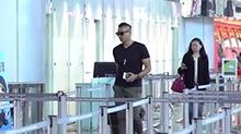 黑人陈建州现身机场 赴演唱会应援惹哭<B>范</B><B>玮琪</B>